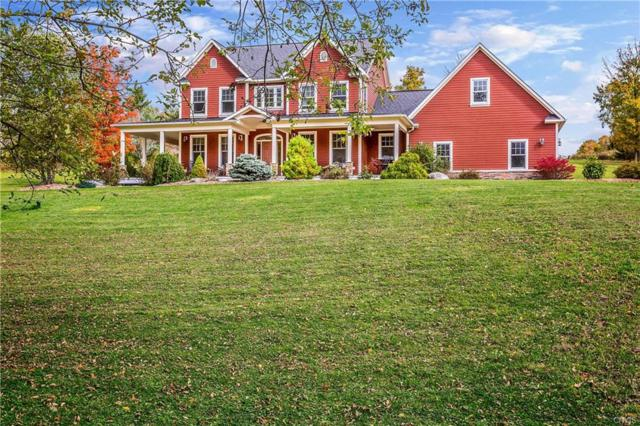 4272 Jordan Road, Skaneateles, NY 13152 (MLS #S1156805) :: The Chip Hodgkins Team