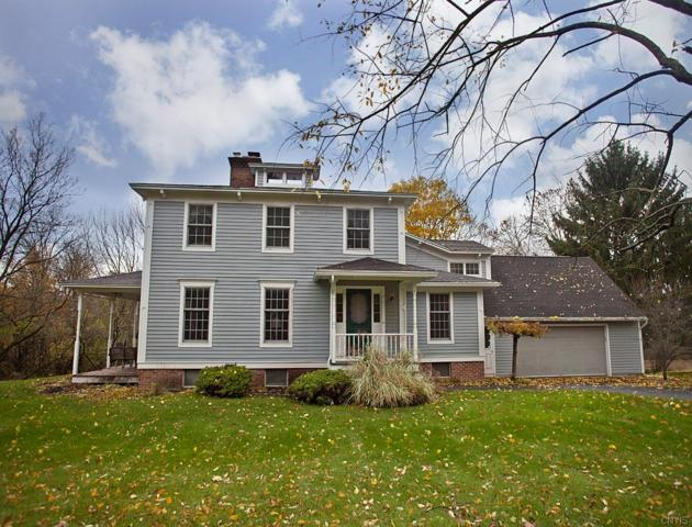 3845 Pompey Hollow Road, Pompey, NY 13035 (MLS #S1158419) :: Thousand Islands Realty