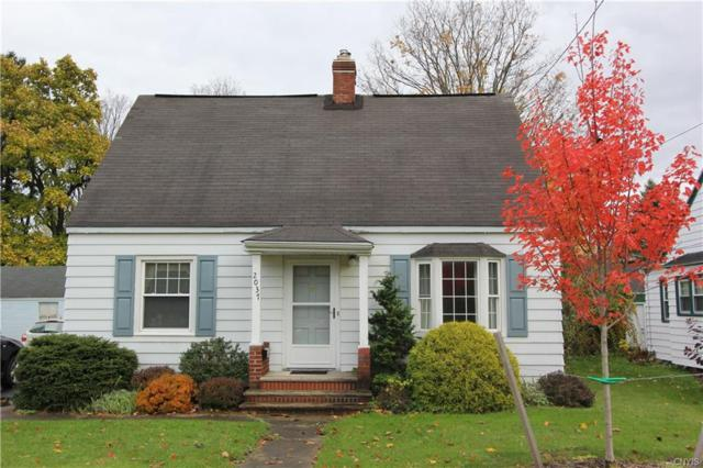 2037 Valley Drive, Syracuse, NY 13207 (MLS #S1158917) :: Updegraff Group