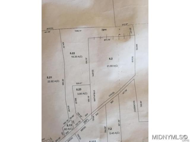 3685 Wyss Road, Fenner, NY 13035 (MLS #S1159221) :: Thousand Islands Realty