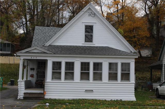 605 Rowland Street, Syracuse, NY 13204 (MLS #S1159451) :: BridgeView Real Estate Services