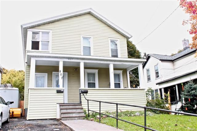 807 Avery Avenue, Syracuse, NY 13204 (MLS #S1159917) :: Robert PiazzaPalotto Sold Team