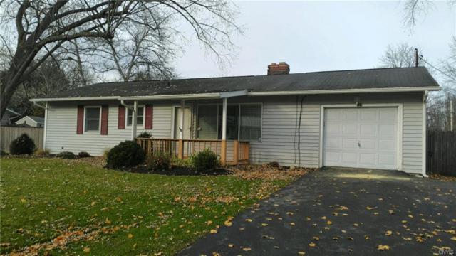 127 Northrup Boulevard, Van Buren, NY 13209 (MLS #S1159981) :: BridgeView Real Estate Services