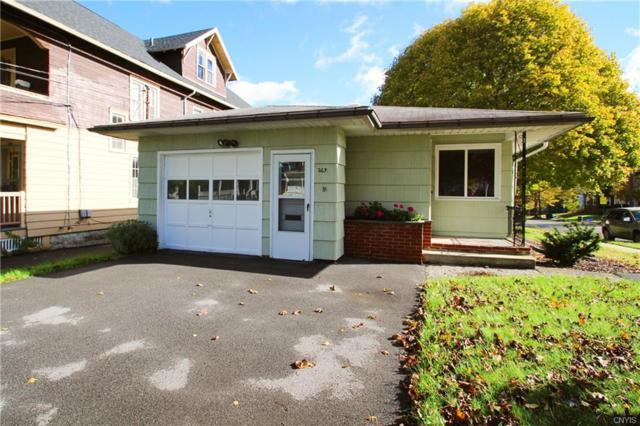 263 Buckingham Avenue, Syracuse, NY 13210 (MLS #S1160140) :: BridgeView Real Estate Services