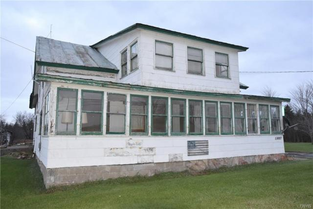 13887 Nys Route 12E, Brownville, NY 13622 (MLS #S1160692) :: BridgeView Real Estate Services