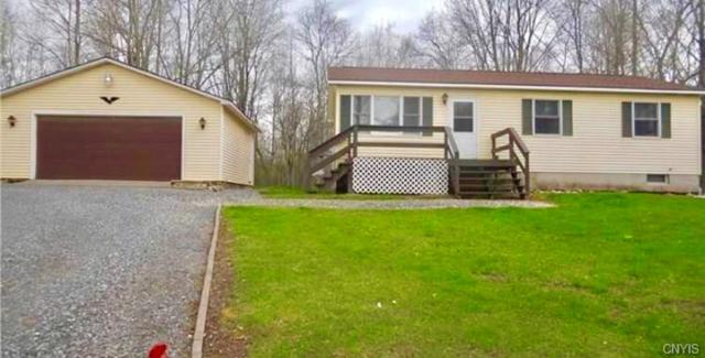 2260 Sine Road, Throop, NY 13021 (MLS #S1161879) :: Thousand Islands Realty
