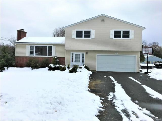 206 Graston Ave, Geddes, NY 13219 (MLS #S1162256) :: Thousand Islands Realty