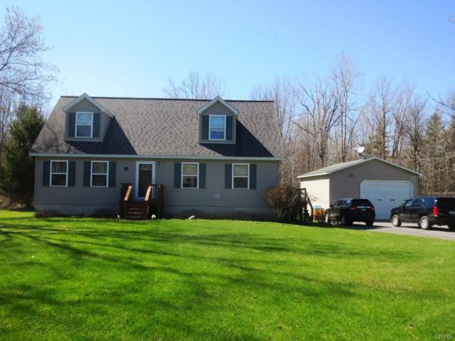 21085 Weaver Road, Watertown-Town, NY 13601 (MLS #S1162820) :: Thousand Islands Realty