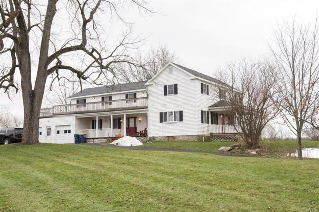 3818 E Genesee Street Road, Sennett, NY 13021 (MLS #S1162835) :: BridgeView Real Estate Services
