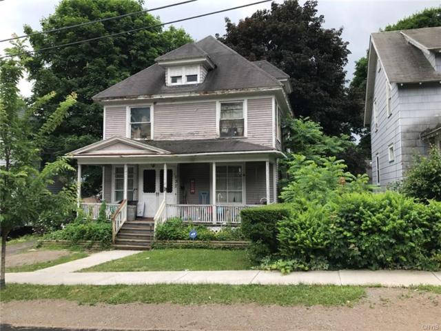 137 Charmouth Drive, Syracuse, NY 13207 (MLS #S1162863) :: Thousand Islands Realty