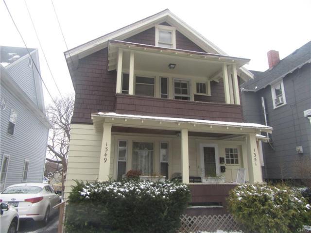 1349 Oak Street #51, Syracuse, NY 13203 (MLS #S1163191) :: Thousand Islands Realty