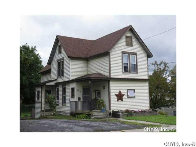 817 Cooper Street, Watertown-City, NY 13601 (MLS #S1163878) :: BridgeView Real Estate Services