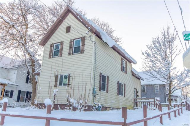 631 Grant Street, Watertown-City, NY 13601 (MLS #S1164050) :: BridgeView Real Estate Services