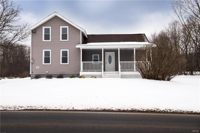 1030 County Route 7, Hannibal, NY 13074 (MLS #S1164266) :: Robert PiazzaPalotto Sold Team