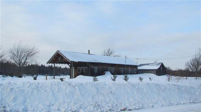 5011 Ward Road, Turin, NY 13473 (MLS #S1164349) :: BridgeView Real Estate Services
