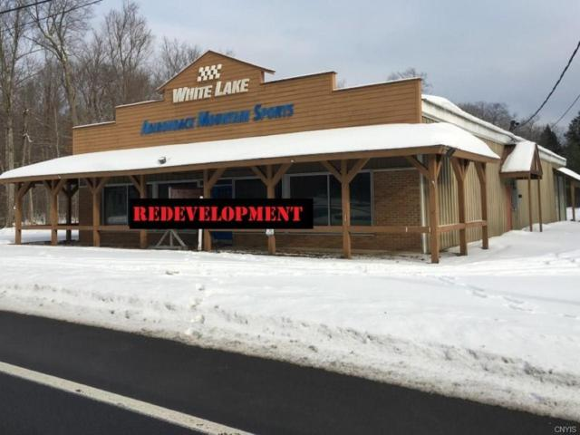 12822 State Route 28, Forestport, NY 13338 (MLS #S1164545) :: BridgeView Real Estate Services