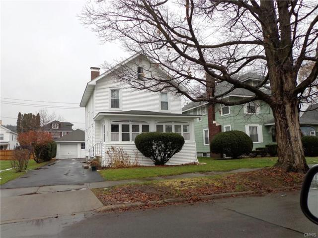 205 Suiter Street Street, Herkimer, NY 13350 (MLS #S1164693) :: The Rich McCarron Team