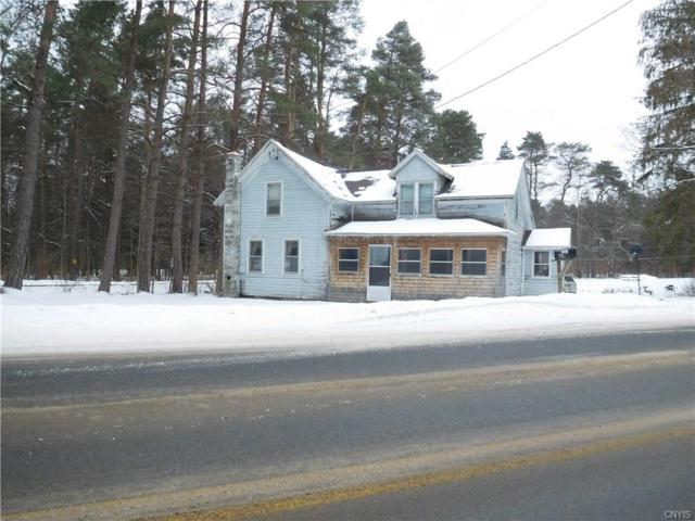 10755 N Lake Road, Forestport, NY 13338 (MLS #S1165398) :: BridgeView Real Estate Services