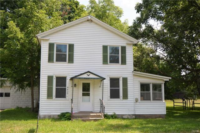 4820 W W. Martinsburg Road, Martinsburg, NY 13367 (MLS #S1166438) :: The Glenn Advantage Team at Howard Hanna Real Estate Services