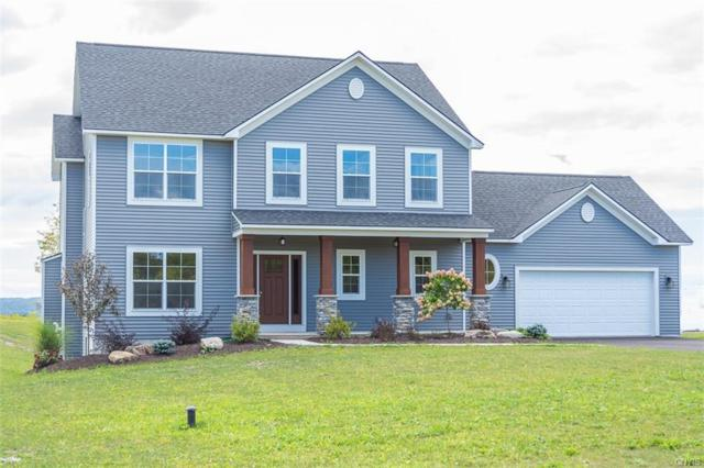 Lot 11 Yellow Birch Circle, Pompey, NY 13078 (MLS #S1166496) :: The Chip Hodgkins Team