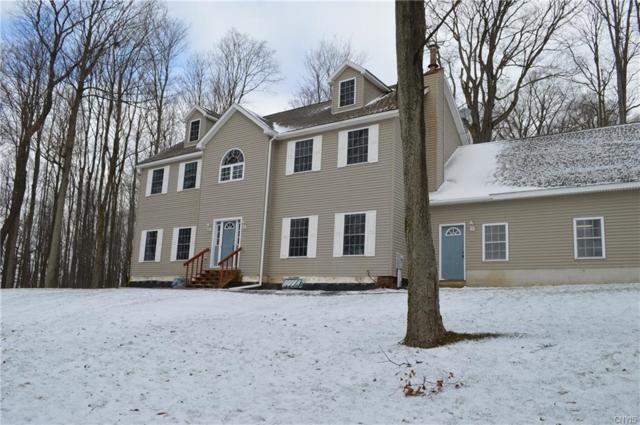 4535 Octagon Road, Otisco, NY 13159 (MLS #S1167434) :: BridgeView Real Estate Services