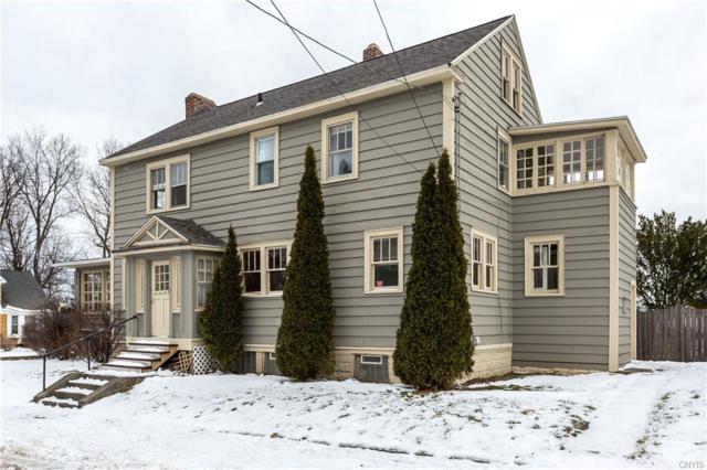 1021 Stolp Avenue, Syracuse, NY 13207 (MLS #S1168386) :: BridgeView Real Estate Services