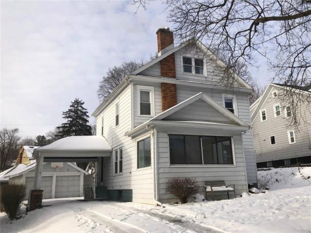 118 Ramsey Avenue, Syracuse, NY 13224 (MLS #S1168472) :: MyTown Realty