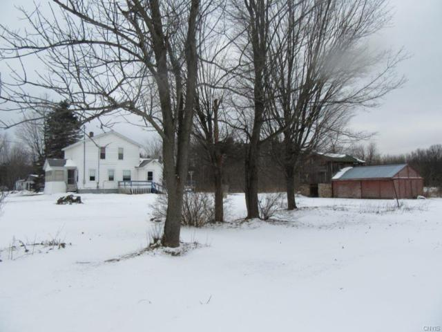 1098 County Route 3, Hannibal, NY 13074 (MLS #S1168476) :: Robert PiazzaPalotto Sold Team
