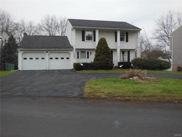 7991 Spruce Hill Drive, Clay, NY 13041 (MLS #S1168513) :: MyTown Realty