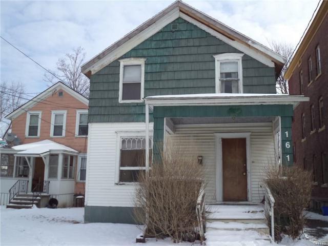 161 Lincoln Avenue, Syracuse, NY 13204 (MLS #S1168893) :: Robert PiazzaPalotto Sold Team