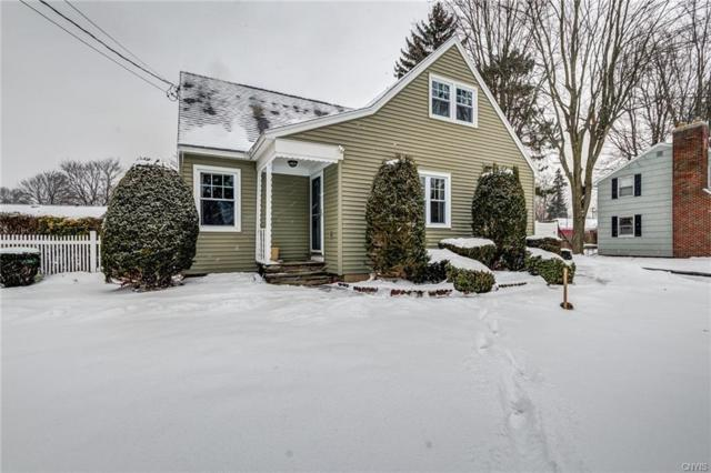 907 Leroy Road, Cicero, NY 13212 (MLS #S1169093) :: The Chip Hodgkins Team