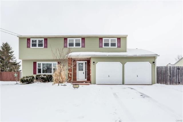 6113 Ridgecrest Drive, Cicero, NY 13212 (MLS #S1169302) :: The Chip Hodgkins Team