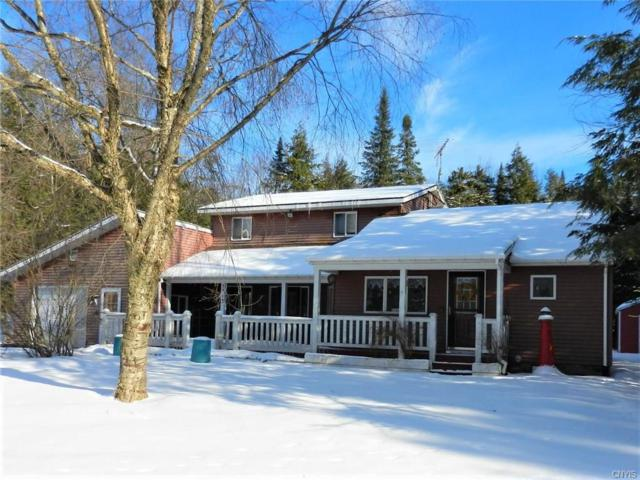 5513 Lakeshore Drive, Forestport, NY 13438 (MLS #S1169504) :: BridgeView Real Estate Services