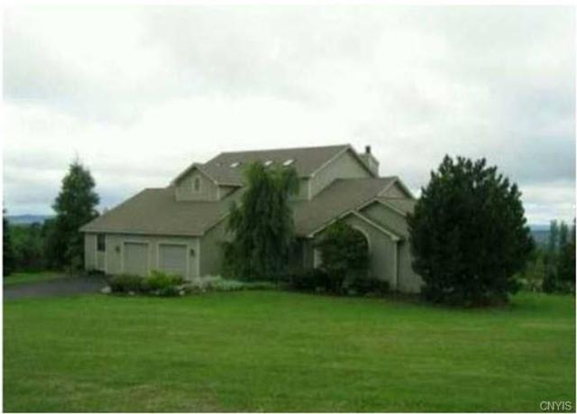 2729 Sweet Road, Pompey, NY 13078 (MLS #S1172120) :: BridgeView Real Estate Services