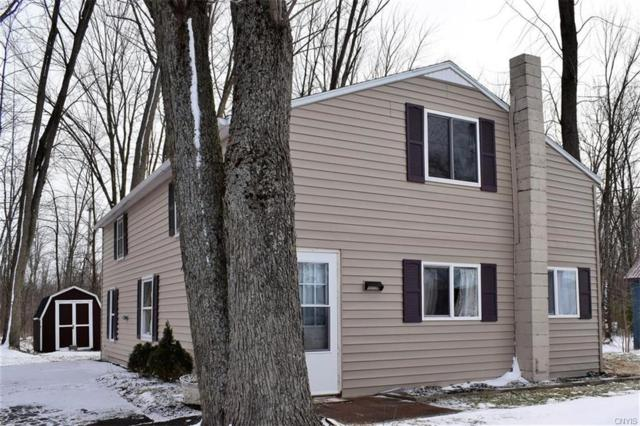 7430 Nys Route 13 E, Vienna, NY 13308 (MLS #S1172242) :: BridgeView Real Estate Services