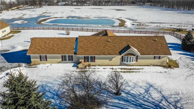 834 East Road, De Peyster, NY 13654 (MLS #S1172269) :: Thousand Islands Realty
