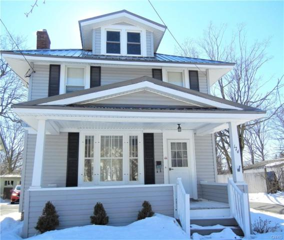 174 Bishop Street, Watertown-City, NY 13601 (MLS #S1172371) :: Thousand Islands Realty