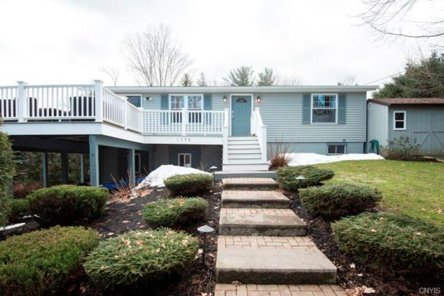 1390 Thornton, Skaneateles, NY 13152 (MLS #S1172471) :: BridgeView Real Estate Services