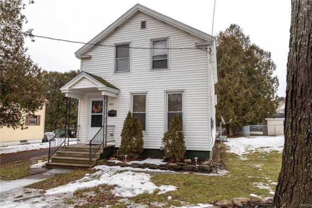 403 S Litchfield Street, Frankfort, NY 13340 (MLS #S1172804) :: BridgeView Real Estate Services