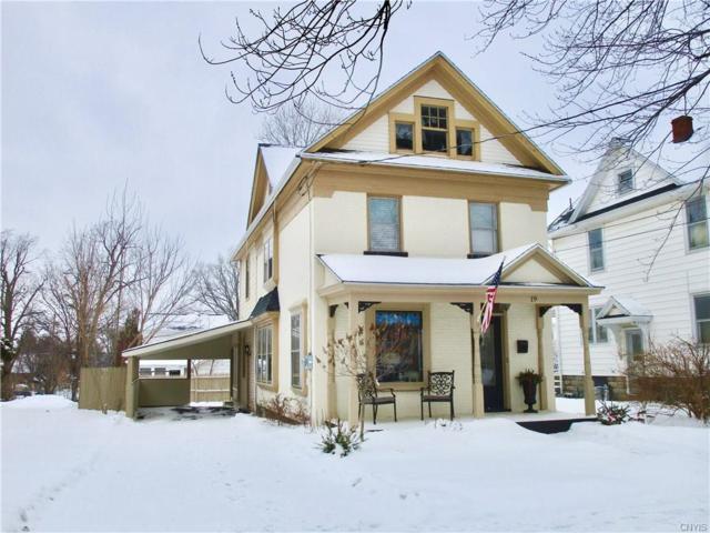 19 Morris Street, Auburn, NY 13021 (MLS #S1173337) :: MyTown Realty