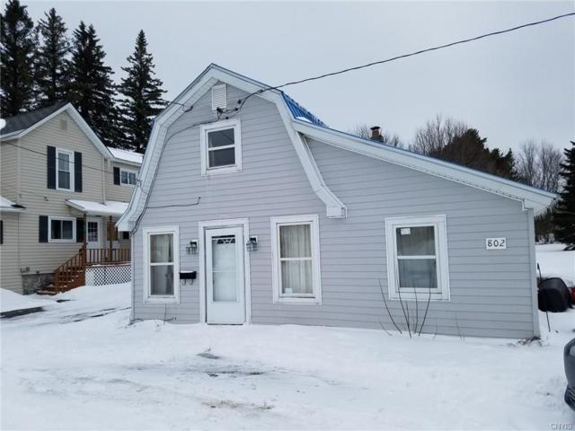 802 Parham Street, Wilna, NY 13619 (MLS #S1173392) :: BridgeView Real Estate Services