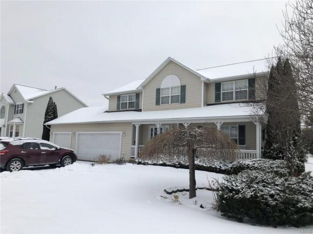 3644 Redhead Terrace, Clay, NY 13090 (MLS #S1173630) :: MyTown Realty