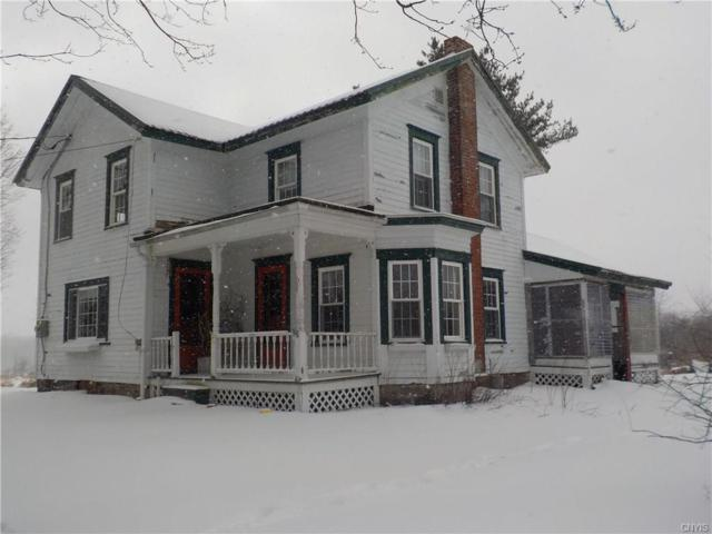 119 Dennison Road, Hannibal, NY 13074 (MLS #S1173793) :: BridgeView Real Estate Services