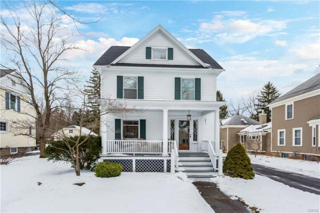 19 Griffin Street, Skaneateles, NY 13152 (MLS #S1174220) :: The Chip Hodgkins Team
