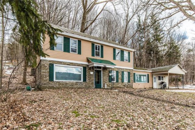 218 E Lake Road, De Ruyter, NY 13052 (MLS #S1174413) :: BridgeView Real Estate Services