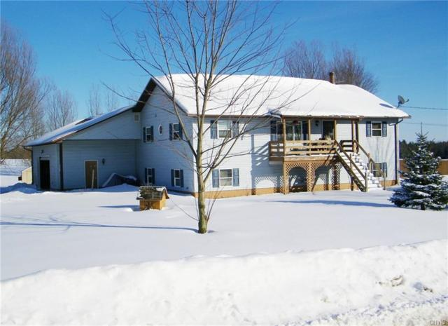 4112 Macfarland Road, Annsville, NY 13471 (MLS #S1174928) :: Robert PiazzaPalotto Sold Team