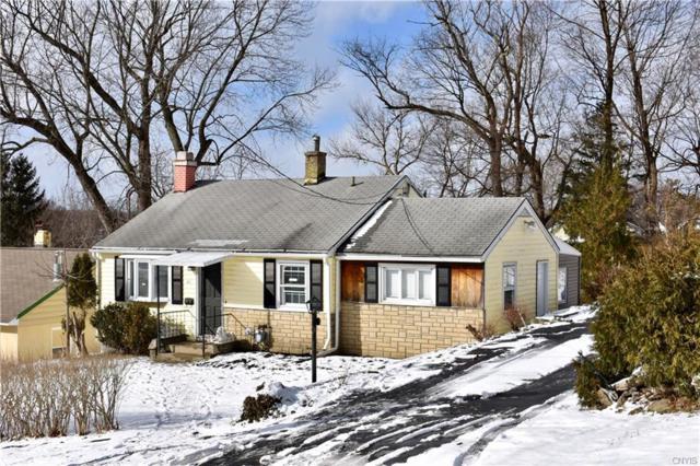 211 Bennington Drive #17, Syracuse, NY 13205 (MLS #S1175095) :: Thousand Islands Realty