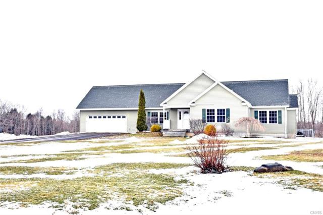 7189 Davis Road, Floyd, NY 13440 (MLS #S1175314) :: The Chip Hodgkins Team