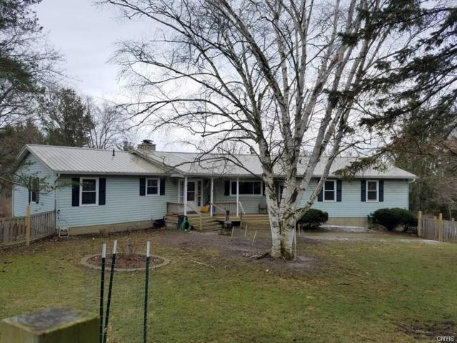 2525 Widewater Lane, Spafford, NY 13152 (MLS #S1176525) :: The Chip Hodgkins Team