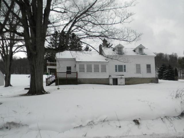 805 Pleasant Valley Road Ws, Sangerfield, NY 13480 (MLS #S1176538) :: Thousand Islands Realty